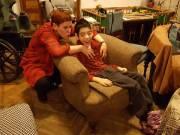Gondozó, segítő halmozottan sérült, epilepsziás serdülő gyermek mellé
