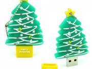 USB pendrive 8 GB karácsony karácsonyfa