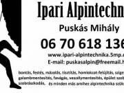 IPARI ALPINTECHNIKA