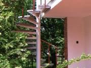 Tótól 800 méterre, Eladó CSALÁDI NYARALÓ-házas Ingatlan BALATONFÜRED vonzáskörzetében !
