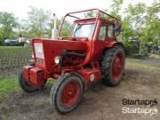 MTZ 50-es traktor + kaloda eladó
