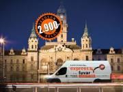 Költöztetés,bútorszállítás Győrben és környékén