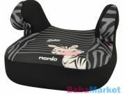 Ülésmagasító - Nania Dream- Zebre 15-36 kg