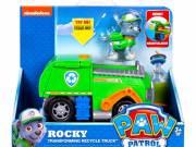Mancs őrjárat: Rocky átalakuló újrahasznosító járműve szett