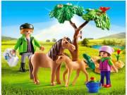 Playmobil - Kiscsikó születik - 6949