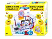 Boffin II-159 3D - tudományos elektromos készlet
