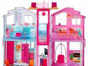 Barbie: emeletes babaház
