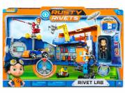 Rusty rendbehozza - szegecselő labor