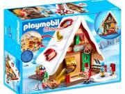 Playmobil - Karácsonyi pékség - 9493