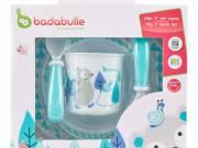 Badabulle étkészlet kék B005506