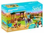 Playmobil Szilaj lovarda - 70119