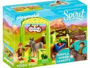 Playmobil Szilaj karám - 70120