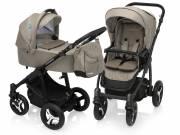 Baby Design Lupo Comfort 2in1 - multifunkciós babakocsi - 2017 Beige 09