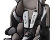 Autós gyerekülés 9 36 kg - CARETERO Falcon New grey 2016