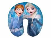 Disney hercegnők: Jégvarázs nyakpárna - 28 x 25 cm