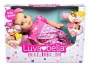 LuvaBella: újszülött interaktív baba