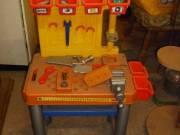 Játék barkács asztal
