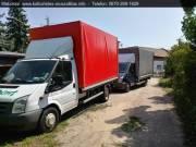 Szakszerű Költöztetés Bútorszállítás - Átlátható - Megfizethető Díjszabással