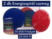 2 db Energiaspirál csomag
