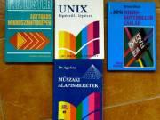Számítástechnikai-műszaki könyvek