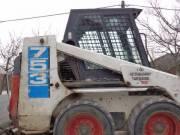 Bobcat Földmunka korrekt áron Érd és Környékén..