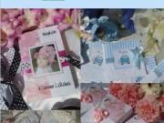 Keresztelő meghívók és baba értesítők készítése