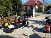 Harley roller robogó scooter