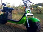 Elektromos scooter robogó