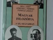 Hell Judit Magyar filozófia a XX században II / könyv Áron Kiadó 2001