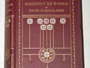 Sebők Zsigmond Bajcsányi de Eadem és egyéb elbeszélések / antik   könyv 1909