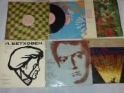 Bakelit lemez 7db LP  klasszikus