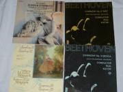Bakelit lemez 4db LP klasszikus