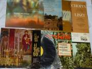 8db bakelit lemez klasszikus LP / csomag