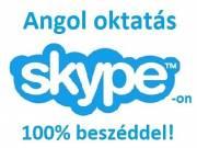 Skype-os oktatás