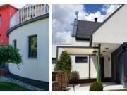 Két darab apartman ház,  /61+68 M / mely lakásként is használható!