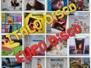 Euro & Italo Disco LP album és Maxi LP hanglemez gyűjtemény