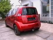 Suzuki splesh1.2 EX  sérülten eladó