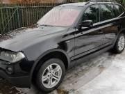 BMW X3 3.0d (Automata) KLÍMA, NAVI, BŐR