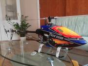 TREX 550 DFC RC HELIKOPTER