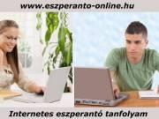 Internetes eszperantó tanfolyam!