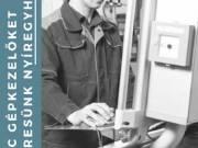 CNC Gépkezelőket keresünk