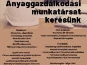 Anyaggazdálkodási munkatársat keresünk