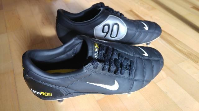 Nike total 90 III stoplis focicipő 42-es nagyon jó állapotban eladó! -  Budapest XXII. kerület - Sportfelszerelés 4d87baafb4