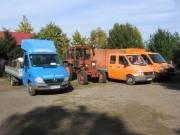 3db Sprinter kisteherautó eladó!