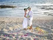 Esküvő Korfun