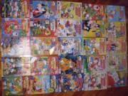 Garfield, Donald kacsa és Tom & Jerry képregények