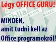 Légy Office Guru!