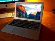 "MacBook Air 11"" 256GB SSD 1,4 GHz (turbo boost 2,7 GHz) Intel Core i5 4GB RAM"