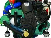 MTM-200 diesel hajómotor, 2,5 TDI eladó