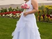Menyasszonyi ruha fátyollal ingyenes házhozszállítással!